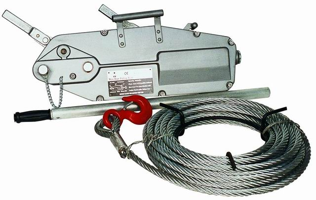 Wire Rope Winch, Wire Rope Pulling Hoist (Троса лебедки, троса лебедки Pulling)