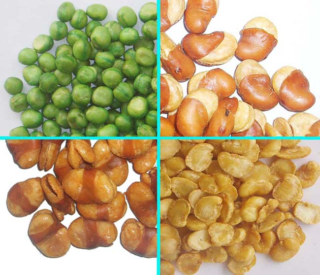 Fried Broad Beans / Green Peas