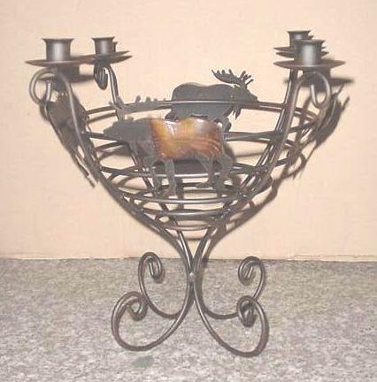 Metal Basket (Металлической корзиной)