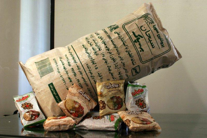 Textured Soya Protein (Текстурированные соевые белки)
