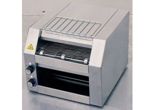 Toaster With Conveyor