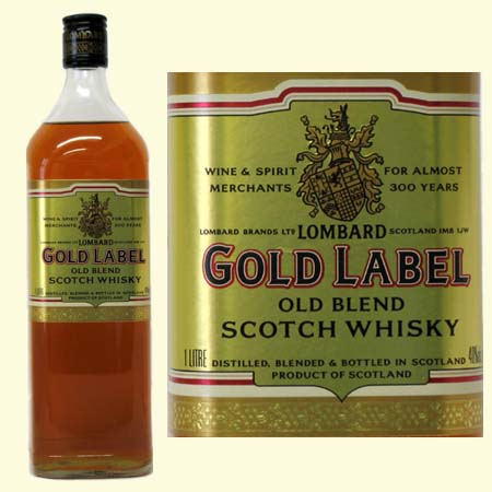 Gold Label Scotch Whisky (Gold Label Scotch Whisky)