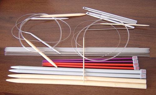 Knitting Needles (Спицы)