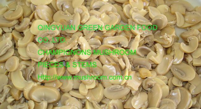 Canned Mushroom (Консервы Mushroom)