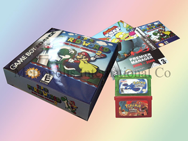 Gba Games (GBA Games)
