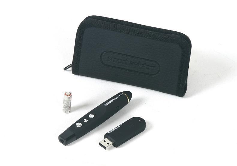 Wireless Laser Pointer With 2 - Button Optical Mouse Function (Беспроводная лазерная указка с 2 - кнопка Оптическая мышь функции)