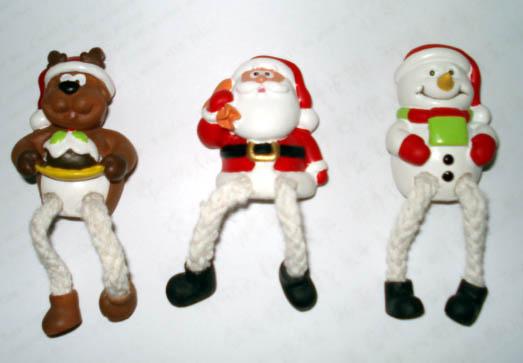Polyresin Christmas Figurines & Resin Fridge Magnets (Polyresin Рождественские фигурки & Смола холодильник магниты)