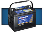 Acdelco Rechargeable Batteries (Аккумуляторы ACDelco)