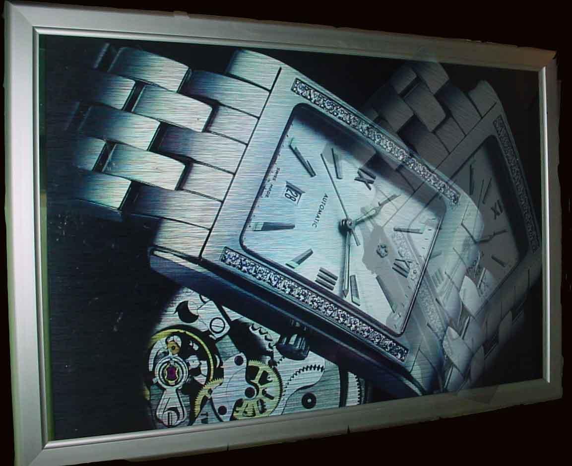 Lenticular Billboard (Чечевичным Billboard)