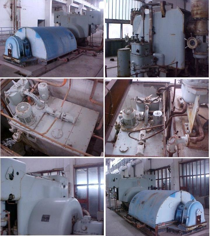 Kaluga Turbo Generator 4 Mw (Калужский турбогенератора 4 МВт)