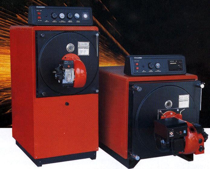 Central Heating Boilers (Котлы центрального отопления)