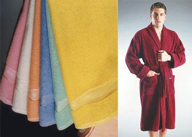 Towels And Bathrobes (Полотенца и халаты)