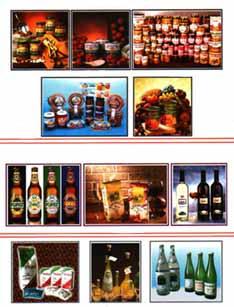 Mixed 20` And 40` Containers Of Italian Foodstuff (Смешанные 20 `и 40` контейнеры итальянских продуктов питания)