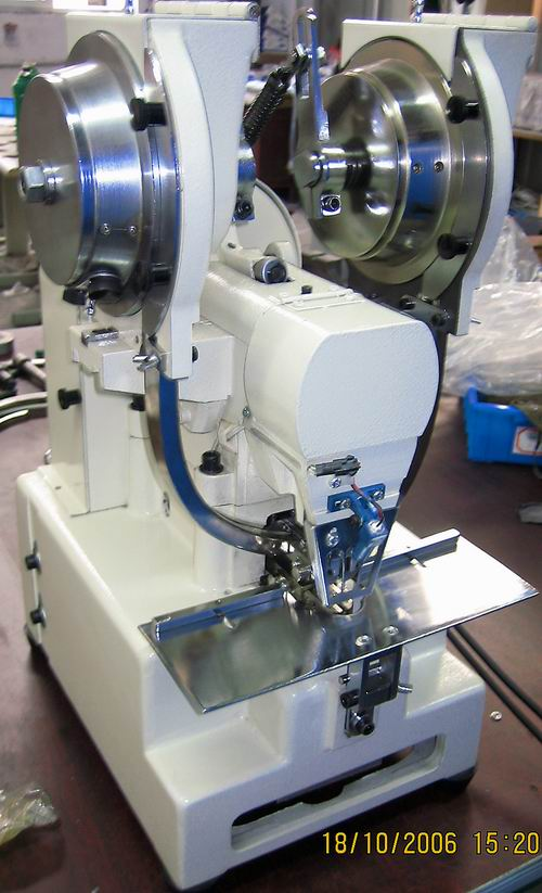 Automatic Button Attaching Machine (Автоматические машины кнопки Прикрепление)