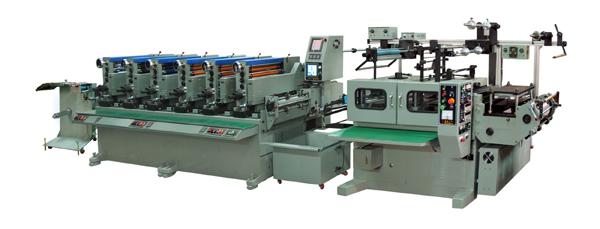 Rotary Label Printing Machine (Ротари этикетка печатная машина)
