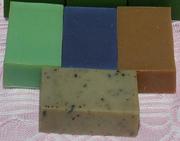 Handmade Natural Soap Bar (Натуральное мыло ручной работы Бар)