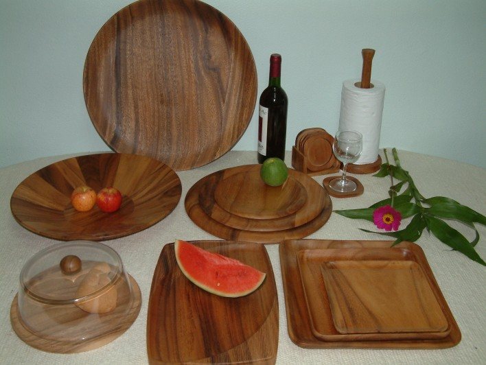 Wooden Kitchenware (Ustensiles de cuisine en bois)