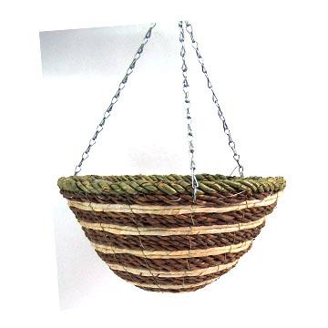 12` Round Hanging Basket. (12 `круглого висячие корзины.)
