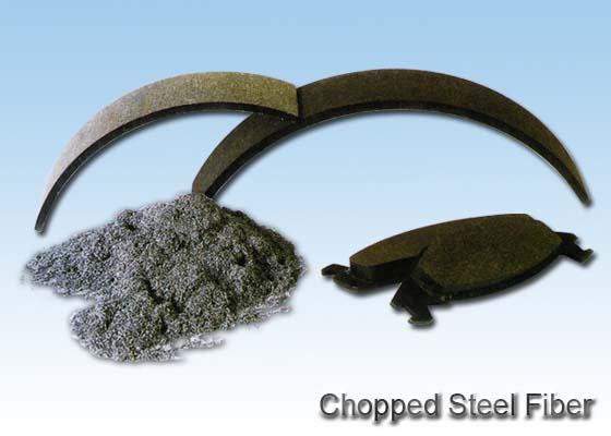 Chopped Steel Fiber (Рубленое стальной фибры)