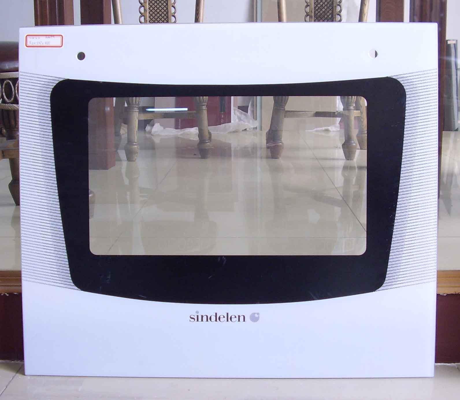 Printing Tempered Glass For Oven (Печать закаленного стекла для духовки)