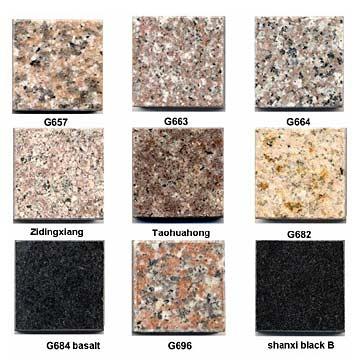 Granitplatten (Steinplatten) (Granite Slabs (Stone Slabs ))