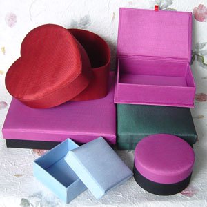 Silk Gift Box (Шелковые Подарочная коробка)
