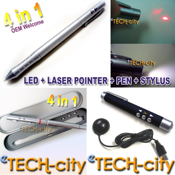 Premium Wireless PC Laptop Presentation Laser Pointer (Premium Wireless PC Ноутбук презентация Лазерная указка)