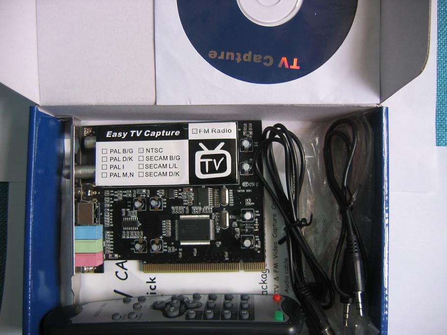 500unit PCI TV Turner Card (500unit PCI TV Turner карты)