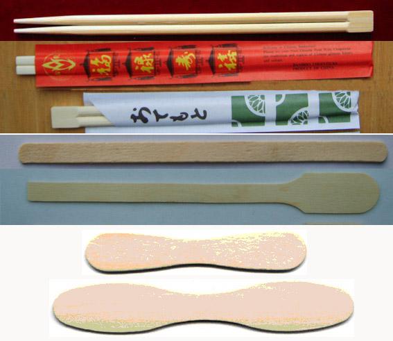Bamboo Chopstick, Wooden Stirrer (Бамбук Chopstick, деревянная мешалка)
