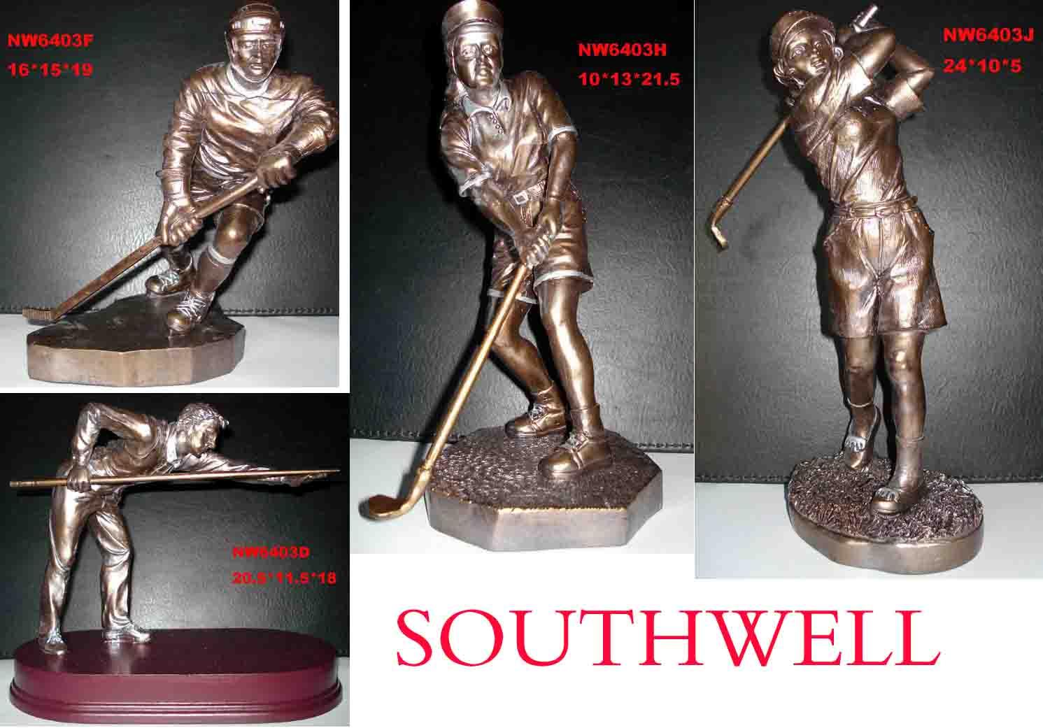 Poly-resin Sports Trophy (Поли-смола Спорт Trophy)