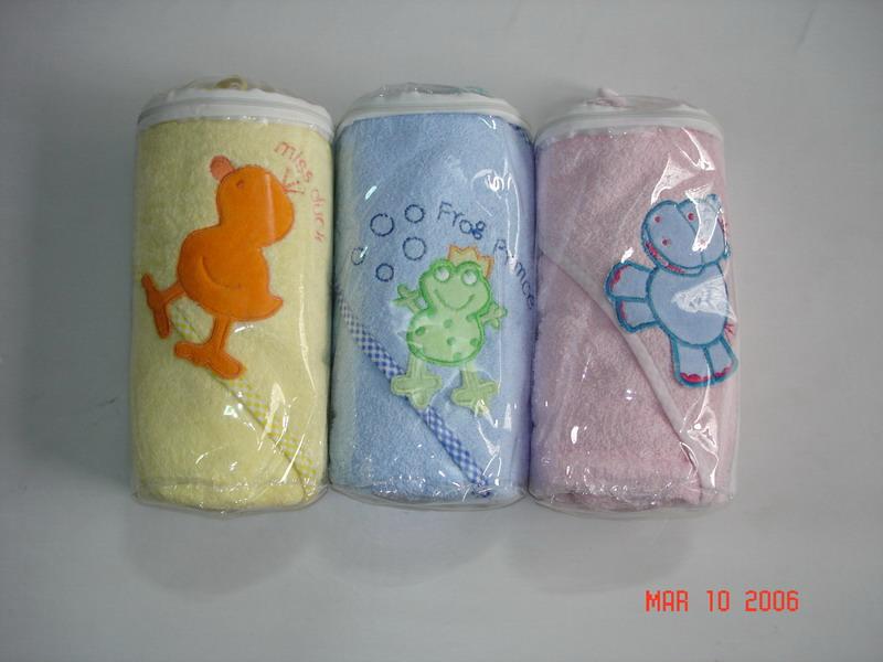 Hooded Blanket (Капюшоном Одеяло)