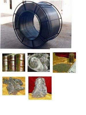 Ca-related Alloy : Ca-Al Alloy, Ca-Mg Alloy, Ferrozirconium (Са-связанной Сплав: Ca-Al сплавов, Са-магниевого сплава, Ferrozirconium)