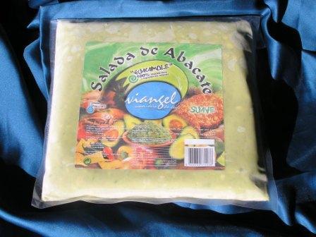 Avocado Salad (Guacamole)
