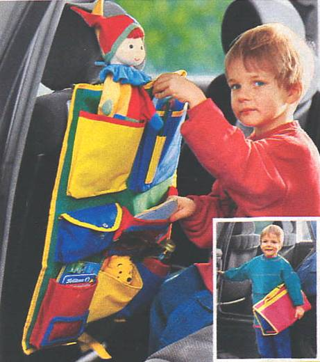 Auto Seat Organizer (Автомобили Seat Организатор)