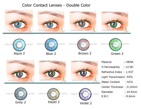 Blood Red Lens - Crazy Contact Lenses (Blood Red Lens - Crazy контактные линзы)