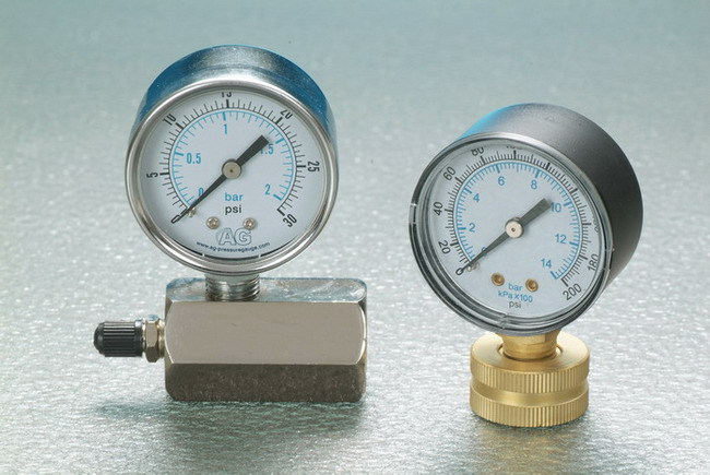 Gas Test Gauge & Water Test Gauge (Газ контрольный шаблон & Water Test Калибровочная)