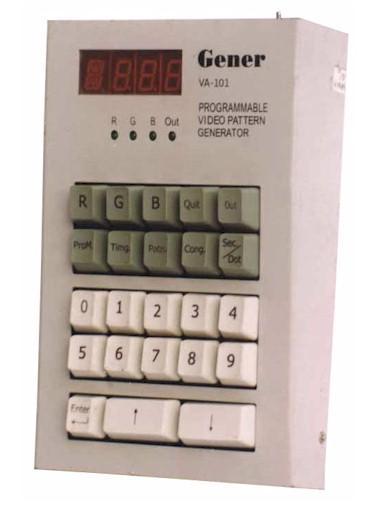 CRT Monitor Test Equipment (ЭЛТ-монитор тестовое оборудование)