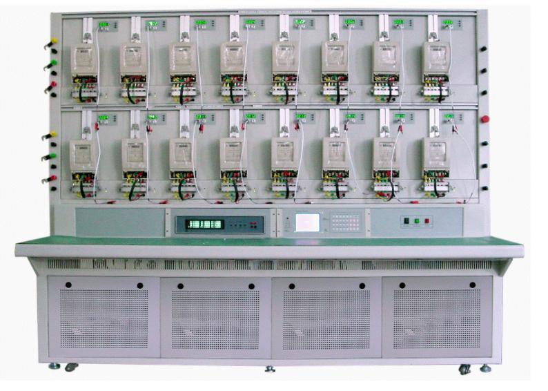 Three Phase Closed I-P Link Energy Meter Test Bench (Три фазы закрытого IP Link счетчик электроэнергии Испытательный стенд)