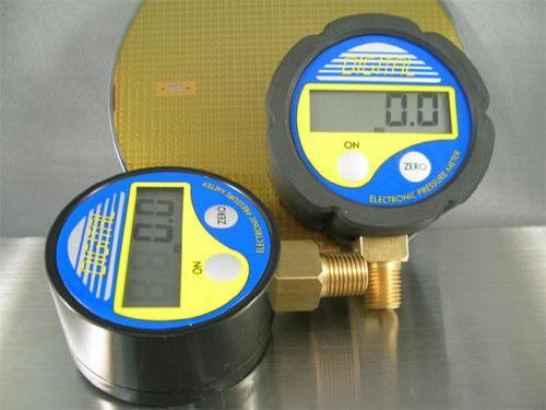 Digital Pressure Gauge 160 Series (Цифровой манометр серии 160)