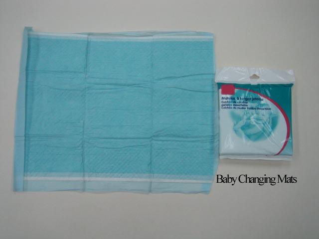 Baby Changing Mats (Коврики для пеленания)