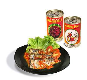 Sardines / Mackerel In Seasoning Sauce (Сардины / Скумбрия в приправа Соус)