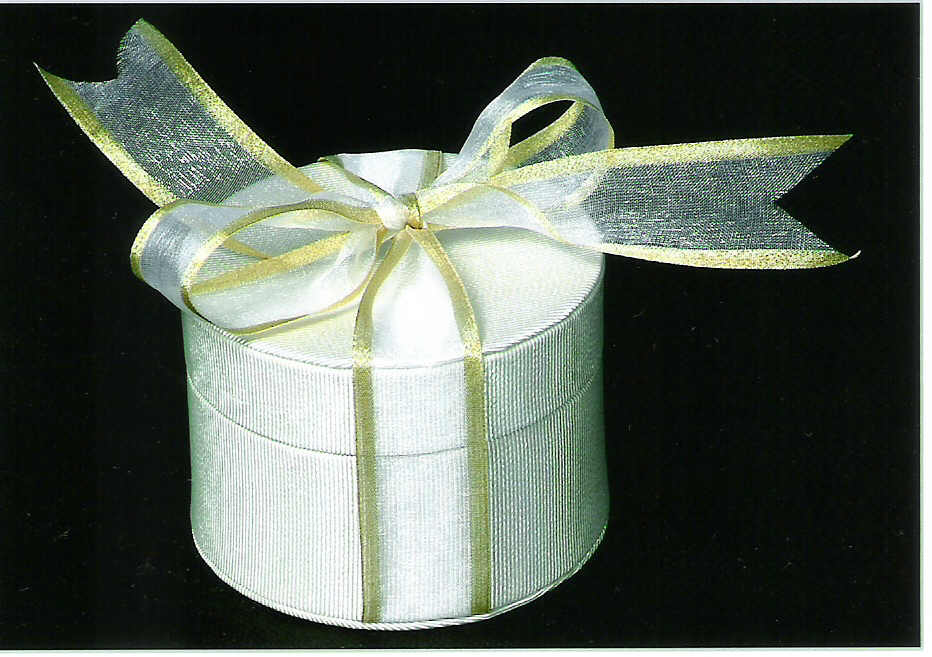 Round Jewelry Box / Watch Box / Favor Box (Круглые Jewelry Box / Смотреть Box / Favor Box)