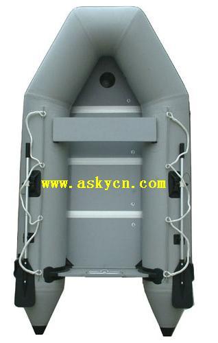 Inflatable Boat / Air Boat (Надувная лодка / Air Boat)