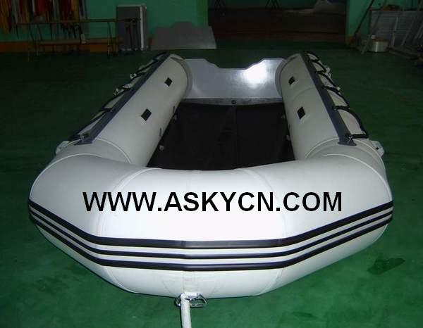 Inflatable Rubber Boat / Power Boat (Schlauchboot Schlauchboot / Power Boat)