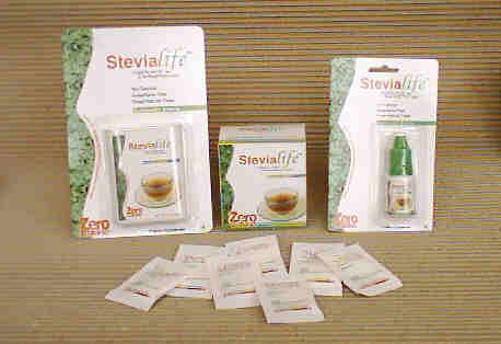 Stevia Tablets Liquid Sachets And Stevioside Rebaudioside