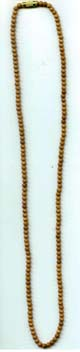 Sandalwood Beads Necklaces