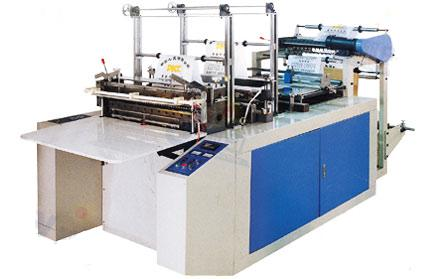 Heat-Sealing & Cold-Cutting Bag Making Machine (Термосвариваемая & холодная резка экструдер)