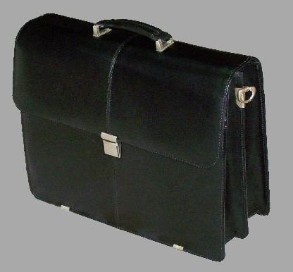 Leather Portfolio (Кожаный портфель)