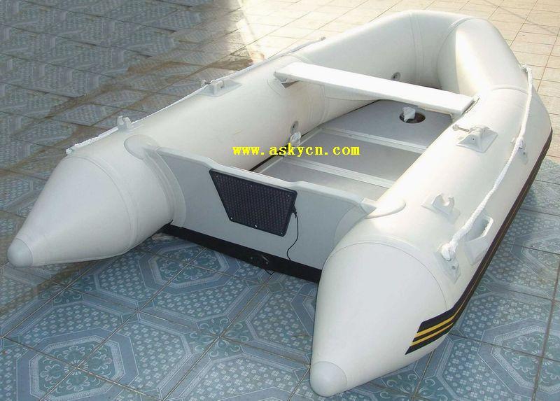 Inflatable Plywood Floor Boat (Надувная лодка Фанера этаж)