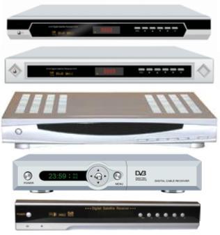 DVB-S (Digitaler Satelliten-Receiver) / DVB-T (DVB-S (Digitaler Satelliten-Receiver) / DVB-T)
